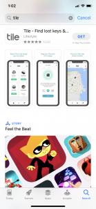 App Store Tile