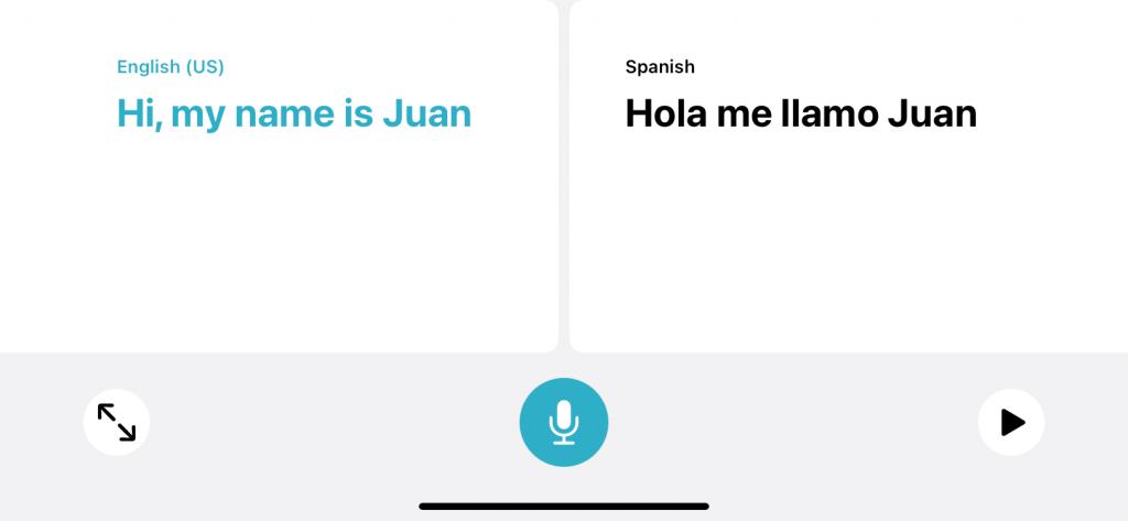 conversation mode