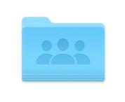 shared folder icon