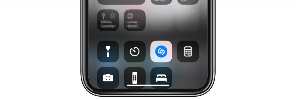 lit Shazam Button