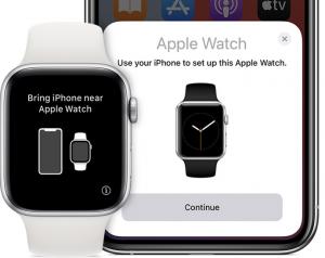 Pair Apple Watch