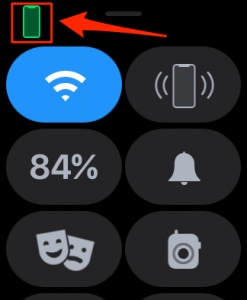 connected status icon