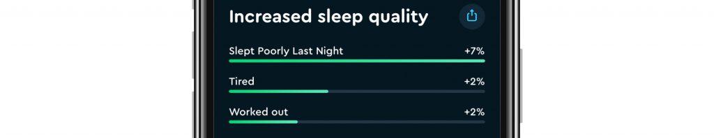 sleep quality stats
