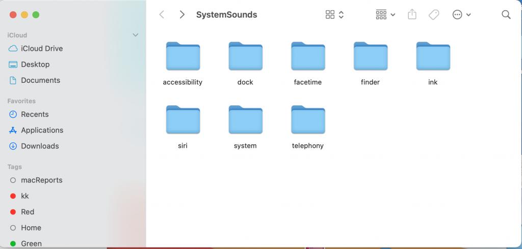 SystemSounds