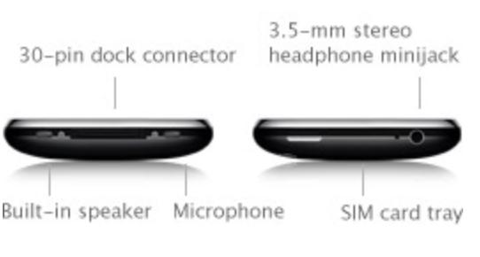 iPhone 3 mic